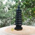 tháp văn xương đá hắc diện