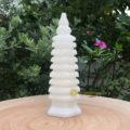 Tháp văn xương đá bạch ngọc - Phong thủy Hàn Long